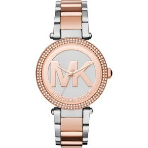 MICHAEL KORS 'Parker' Quartz Casual Watch MK6314
